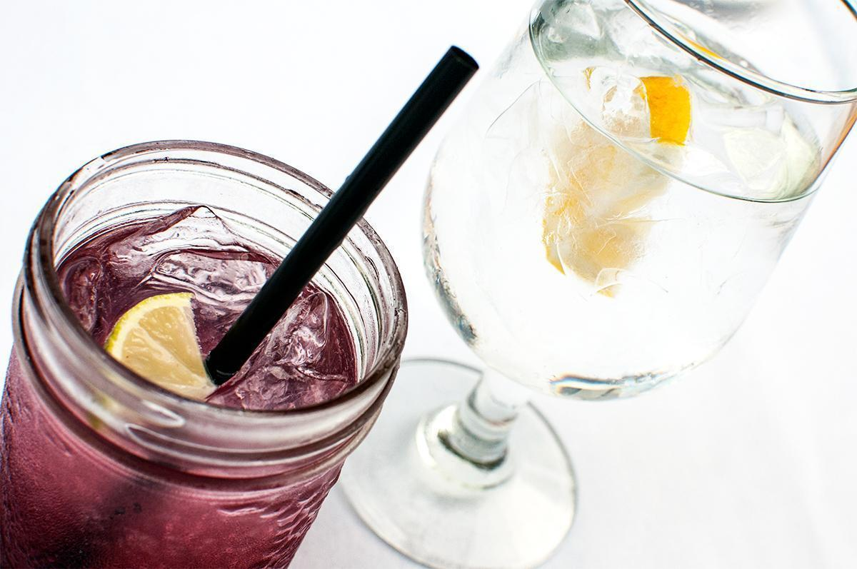 Cocktails made from New Brunswick spirits