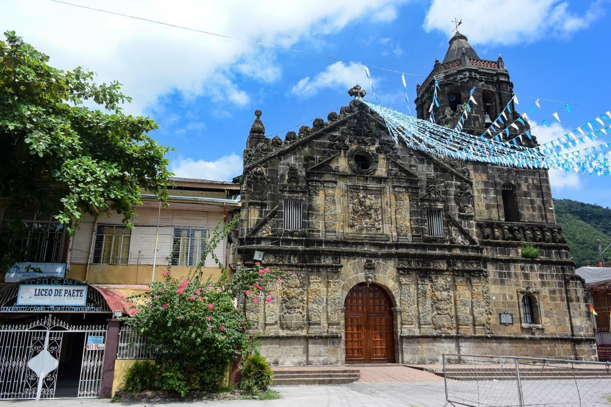 Paete, Philippines shows its Spanish heritage