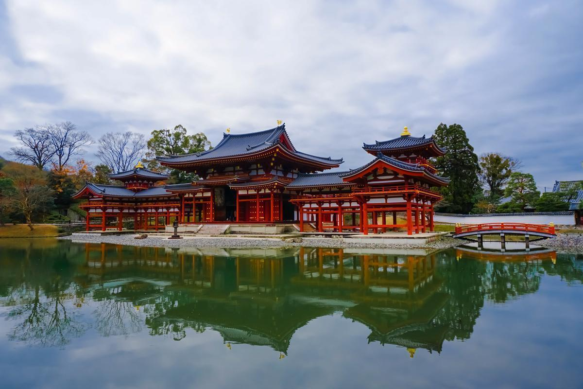 Uji, Japan's picture perfect temple