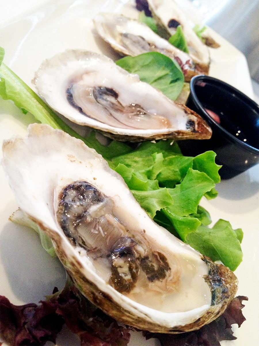 New Brunswick oysters are becoming known around the world.