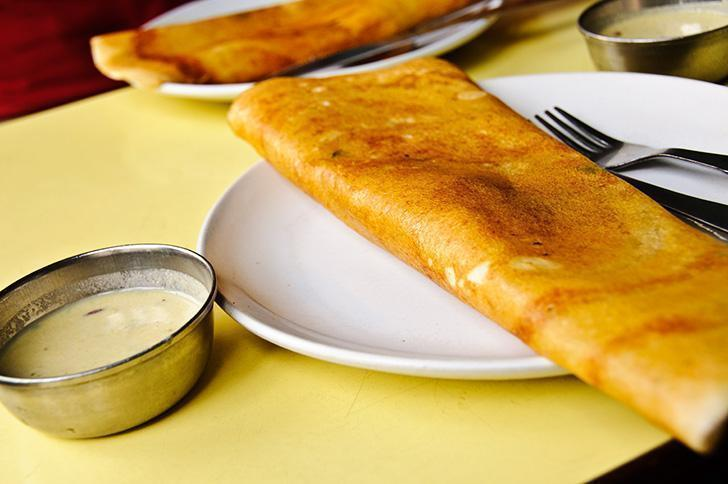 This Masala Dosa in Bangalore, India changed my life.