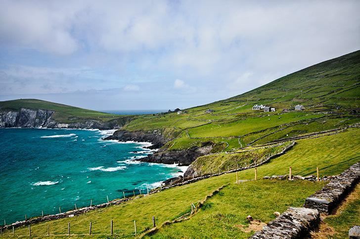 The southwest coast of Ireland is an epic road trip destination.