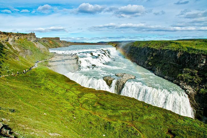 It doesn't get any more magical than Iceland's Golden Circle.