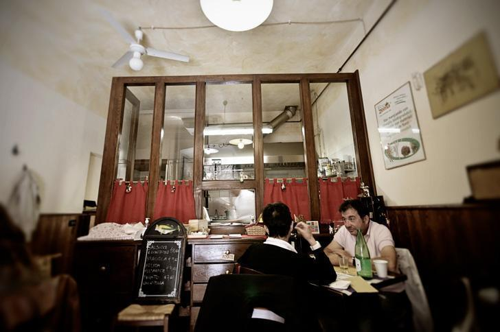 It may not look like much but this tiny restaurant was the site of one of our best meals ever.