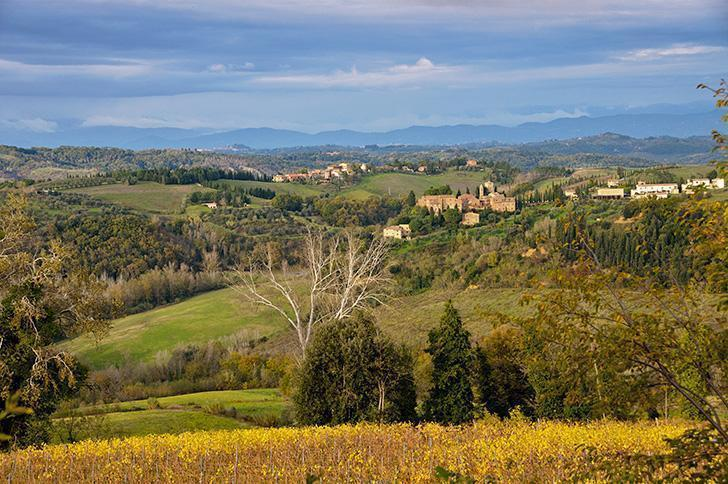Writing for a living isn't easy but the rewards can be life changing, especially when you get to travel to places like Tuscany.