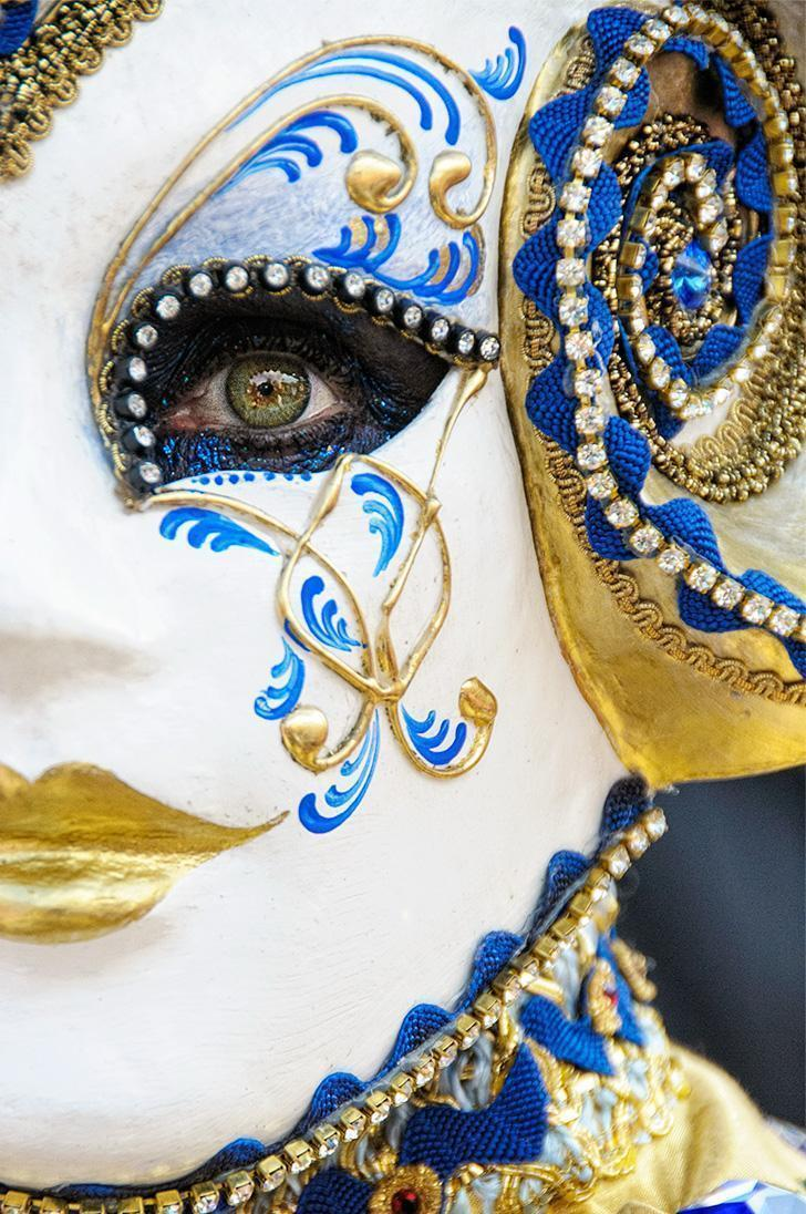 Photographing the Venetian Carnival festival in Annevoie, Belgium was a unique experience
