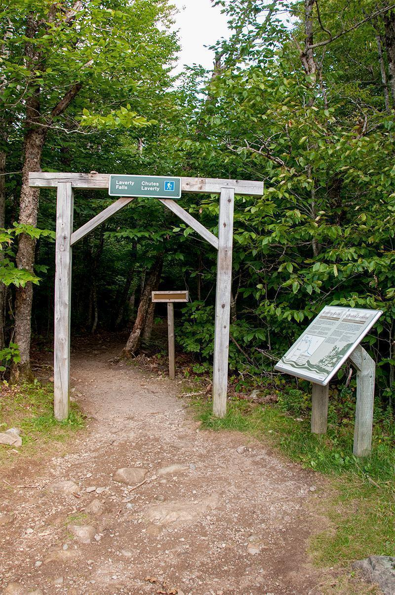 Hit the trail at Fundy National Park, New Brunswick, Canada