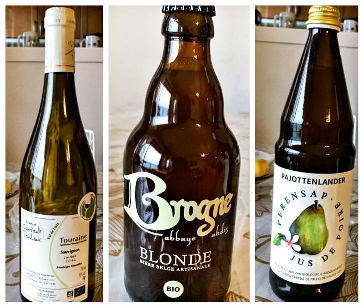 Efarmz Beverages: Juice, Beer and Wine