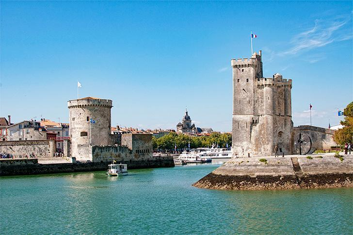 There was something about La Rochelle, France that just clicked with us.
