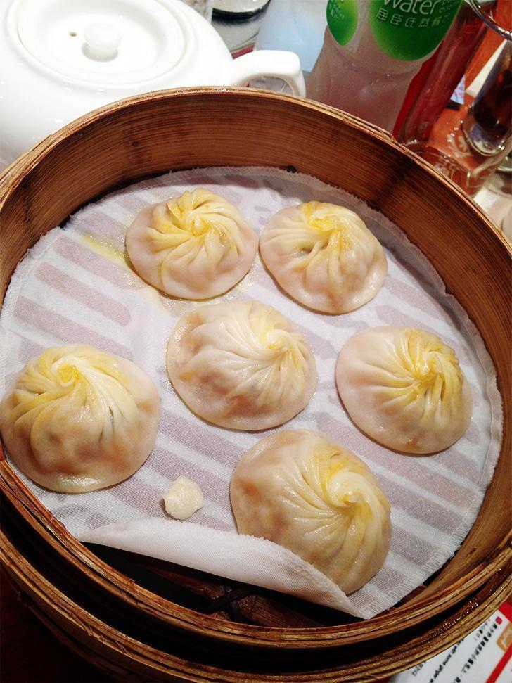 My love affair with the soup dumpling began in Hong Kong