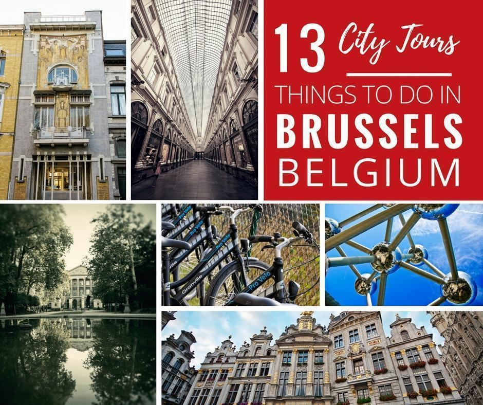 We share our top 13 Brussels city tours for sightseeing, education, and fun. Get to know the Belgian capital, on the best sightseeing tours for individuals, groups, and families.