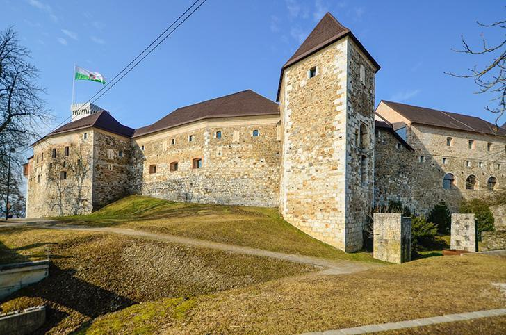 A visit to Ljubljana Castle is one of the top things to do in Slovenia with kids