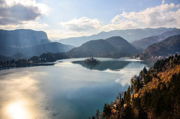 It's easy to see why visiting stunning Lake Bled is one of the most popular things to do in Slovenia.
