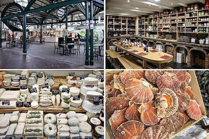 The Marché de Saint Quentin is a foodie paradise in Paris