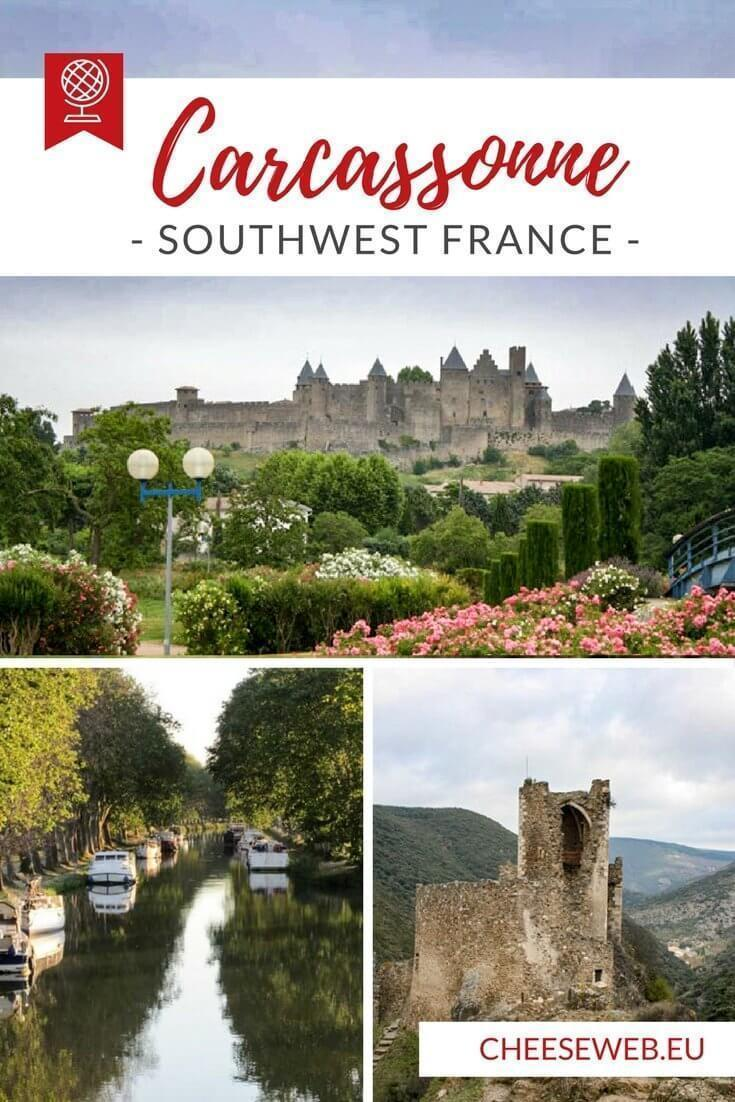 Discover the top things to do in Carcassonne, France