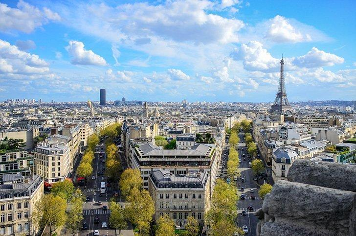 What do you do when you've already seen the top sights in Paris? Eat!