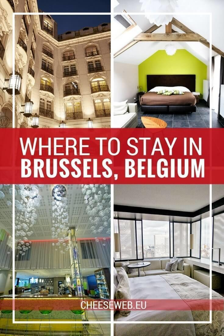 Whether you're visiting Belgium for the first time or you need to recommend a hotel to visiting family we tell you exactly where to stay in Brussels, Belgium from the top luxury hotels in the city centre, to family friendly, budget, and green hotels.