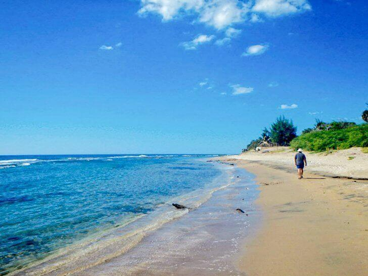 The pristine sandy beaches are what Jamaica is most known for