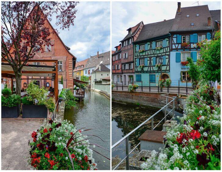 There are plenty of things to do in Colmar France including admire the colourful buildings