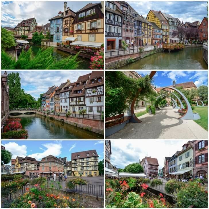 Colmar is one of the most beautiful villages of France