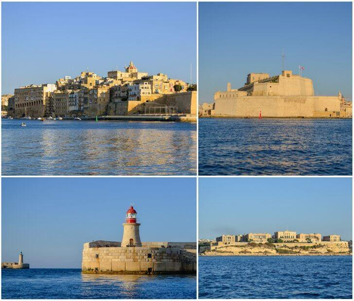 malta things to do water taxi tour