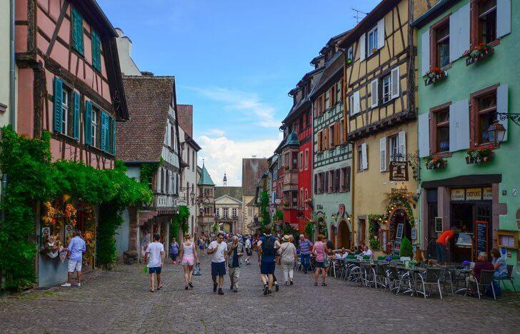 Riquewihr France is one of the gems of Alsace