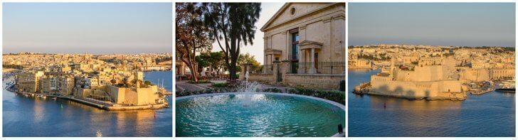 The best view in Malta