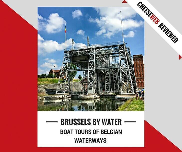 Review: Brussels by Water boat tours of Belgium with Rivercruise
