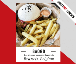 Looking for restaurants in Grand Place Brussels, Belgium but don't want to be caught in a tourist trap? Monika reviews Baogo, for delicious steamed buns and burgers.