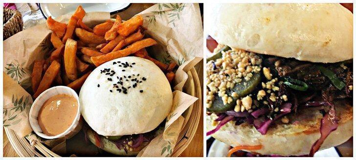 Baogo Bruxelles fusion burger restaurant in Brussels, Belgium