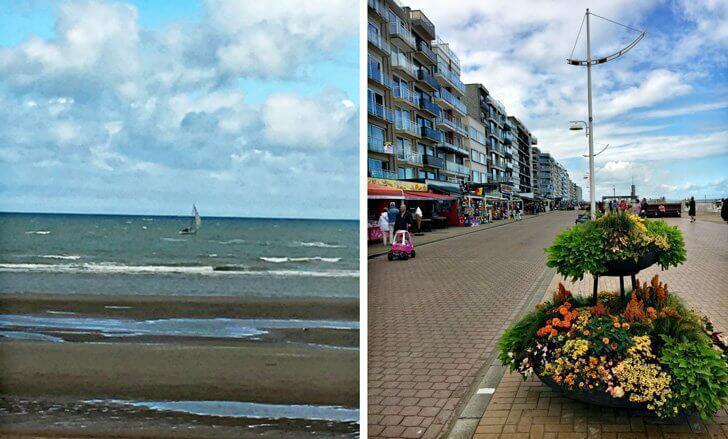 things to do Koksijde Beach Belgium