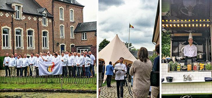 The Mastercooks - Upholding Belgian culinary traditions