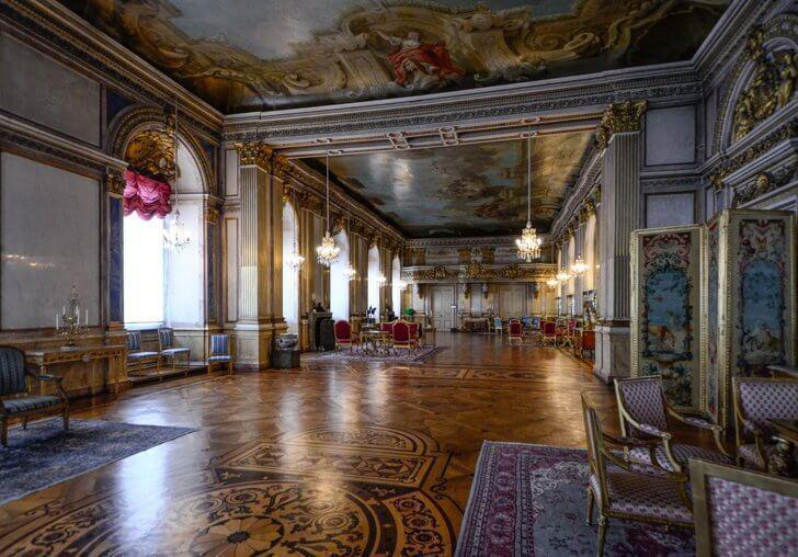 Visiting the Royal Palace is one of the top things to do in Stockholm, Sweden