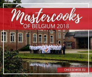 The Mastercooks of Belgium launched a new guide dedicated to Belgium's top chefs, restaurants, and culinary traditions with year-long events to celebrate Belgian cuisine.