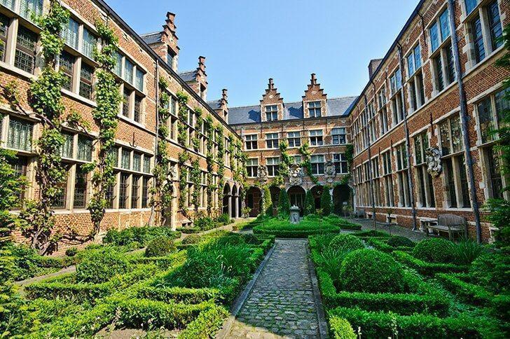 Plantin Moretus Printing Museum thnigs to do in Antwerp Belgium