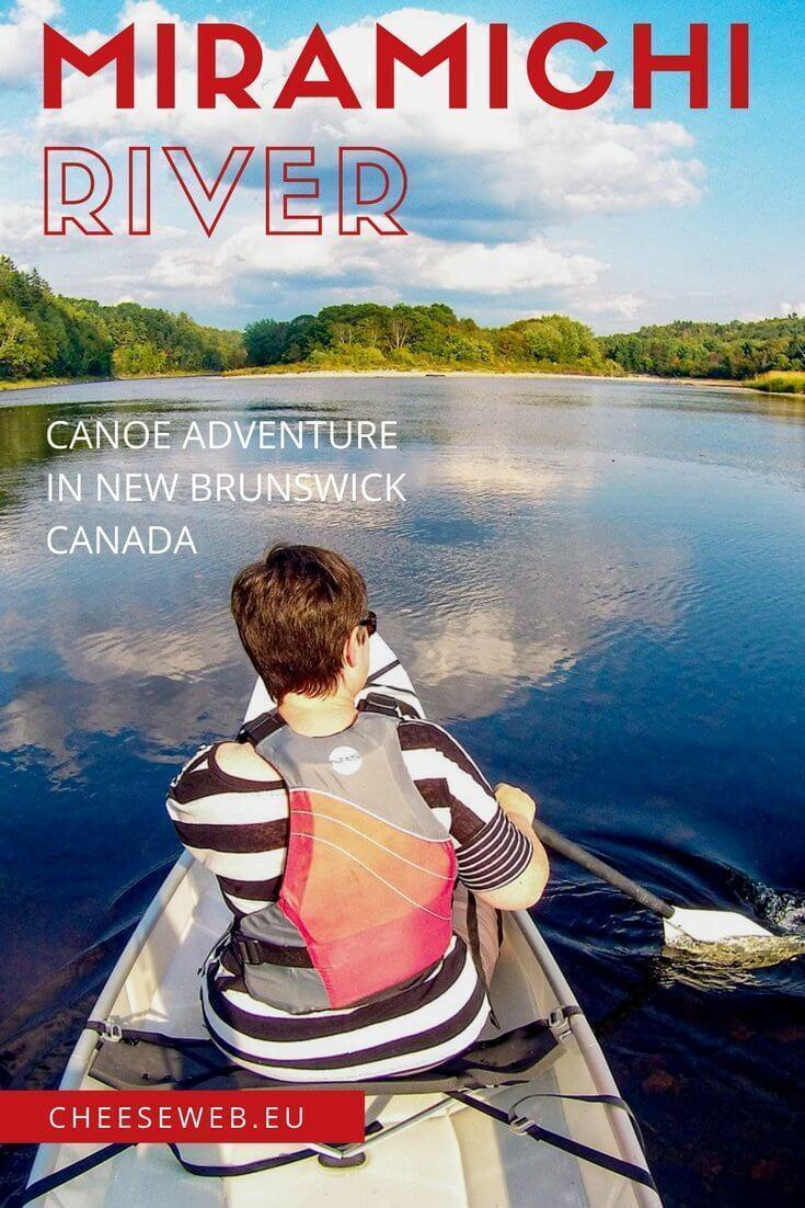 We give our ONAK folding canoe the ultimate test on the Miramichi River with Storeytown Cottages & River Adventures, Doaktown, New Brunswick, Canada.