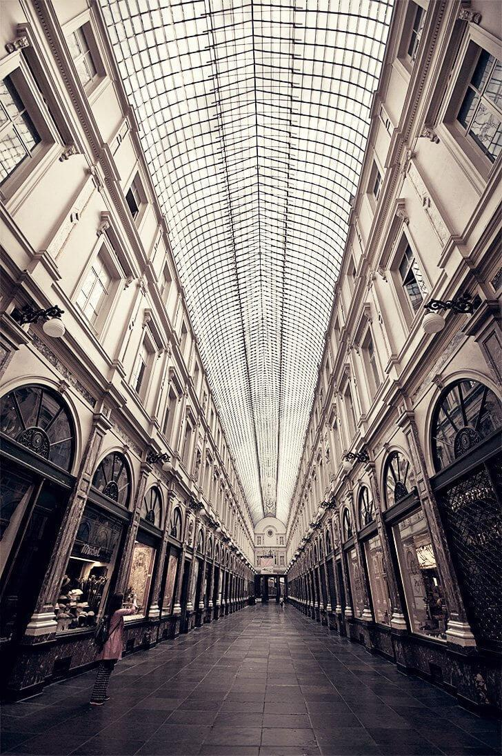 Things to do in Brussels Galeries Royal