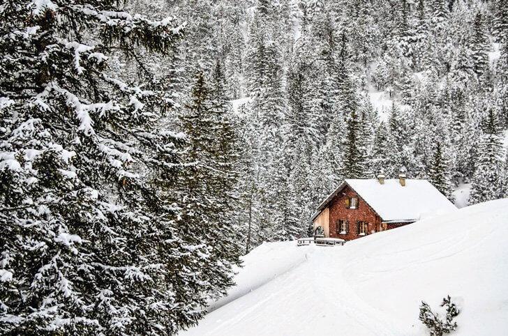 The cosy charm of Malbun in winter
