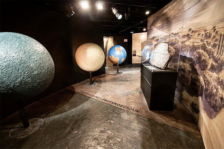 The New Brunswick Museum in Saint John should be your first stop for understanding Stonehammer Geopark.