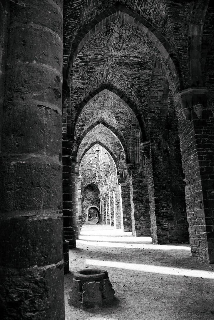 Best things to do in BElgium Villers Abbey
