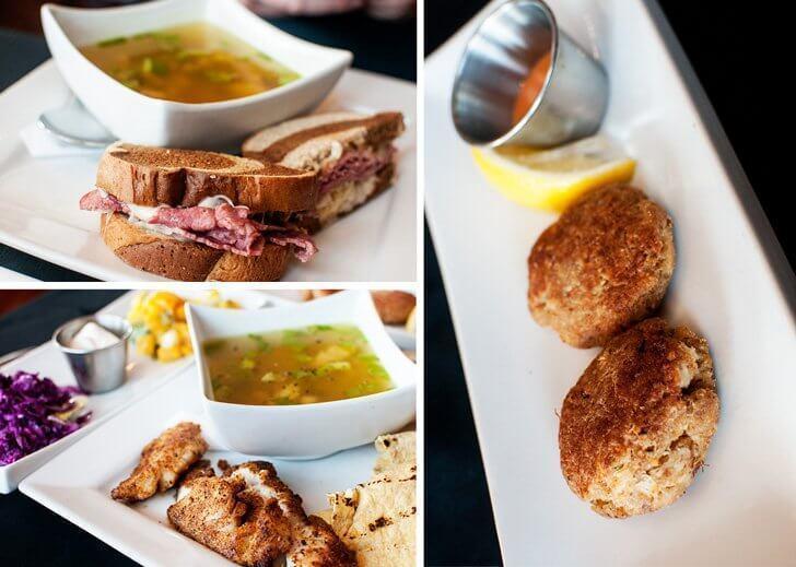 Bistro 140 is an excellent restaurant in Miramichi, NB