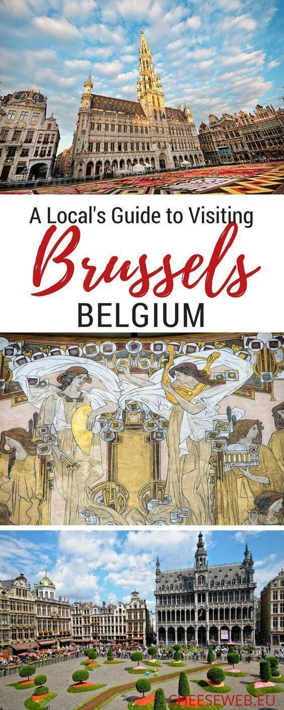 After living in Brussels for 11 years, we share our travel guide for visiting Brussels Belgium; including the best things to do in Brussels Belgium, hotels in Brussels, the best restaurants, public transportation tips, and the Brussels Belgium points of interest you can't miss.