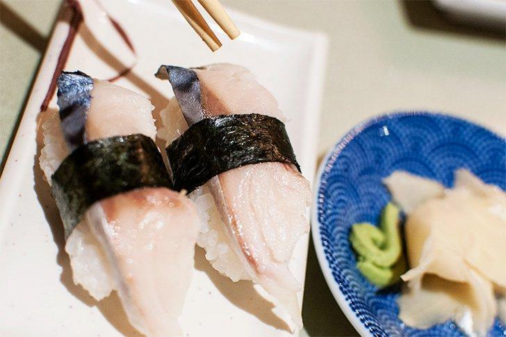 Transport yourself to Japan in Caraquet at Mitchan Sushi restaurant