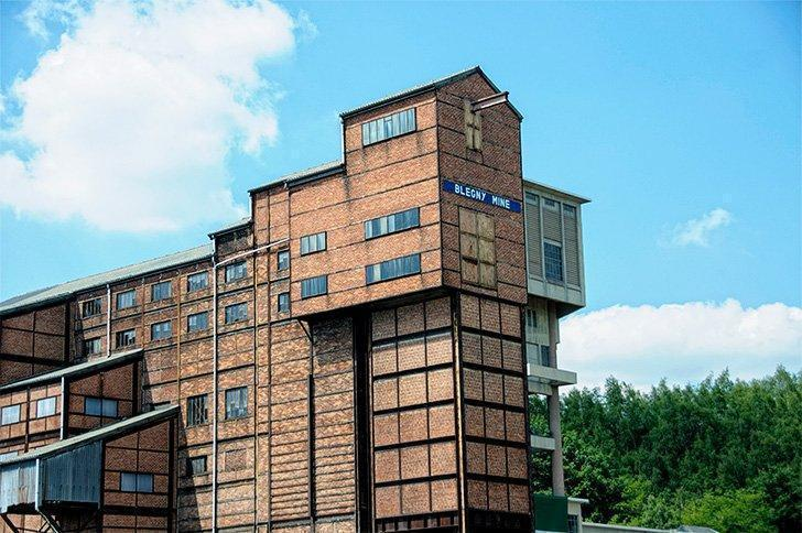 The Blegny mine is a UNESCO site and one of the top things to do in liege province.