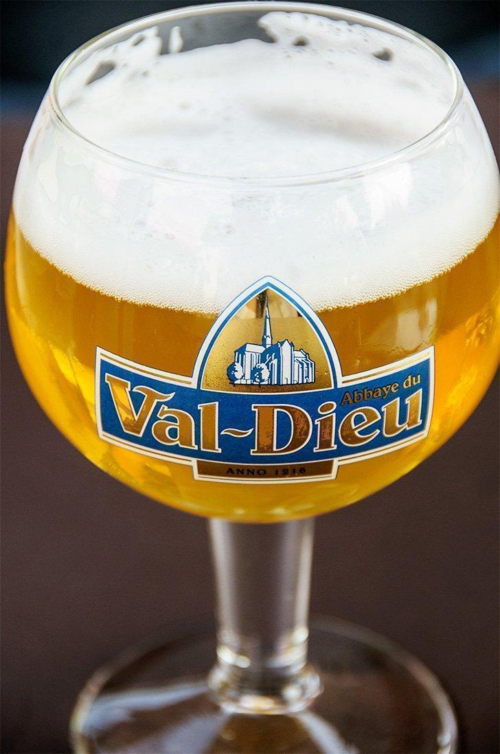 Take a Belgian beer tour at the Abbey of Val-Dieu, in the province of Liege Belgium