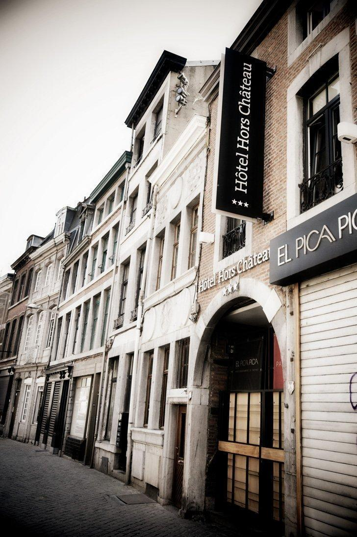 Hotel Hors Chateau is a charming Boutique Hotel in Liège City Center