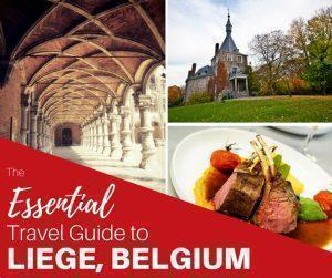 We share all the best things to do in Liege (both the city and the province) including the best Liege hotels, and the best restaurants in Liege, Belgium.