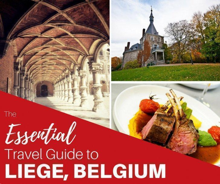 The Essential Travel Guide to Liege, Belgium