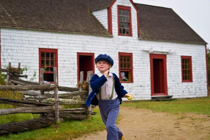Learn about Acadian history at The Acadian Village