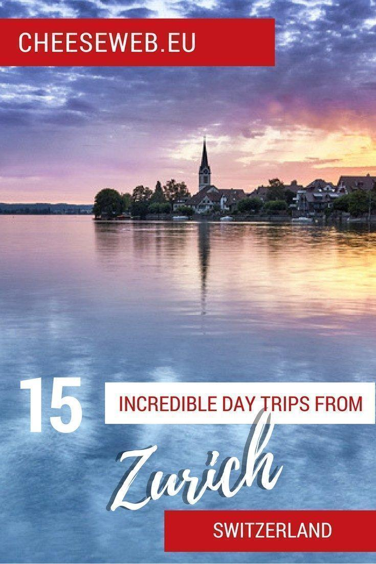 A Swiss native shares 15 of the best day trips from Zurich, Switzerland to take you off-the-beaten-path within two hours of your home base.